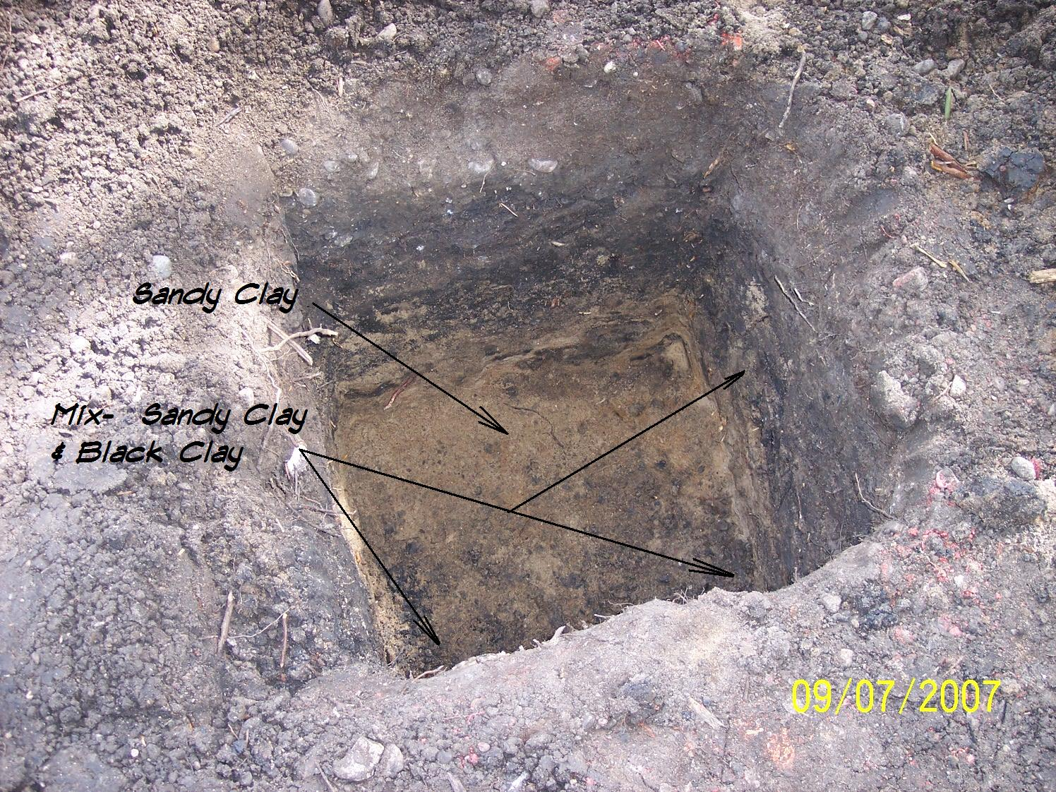 Footings & water seepage - 002