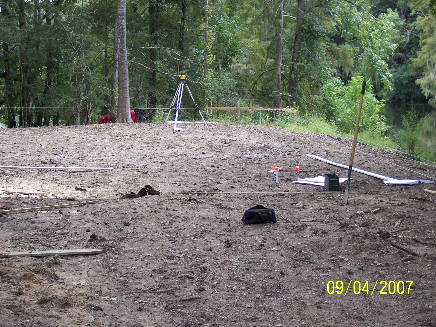 Foundation Layout 002